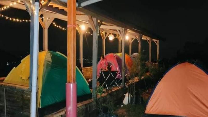 Camping Dan Hiking Di Gunung Ciung