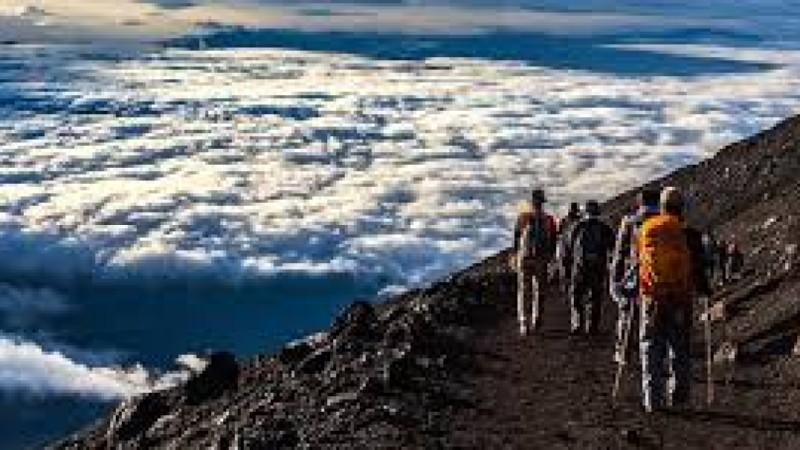 Perencanaan Pendakian