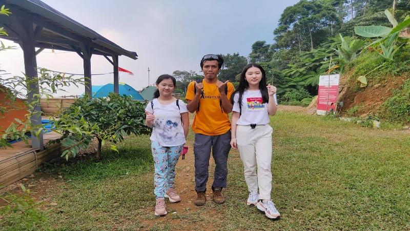 Camping Dan Momen Indah Di Gunung Ciung